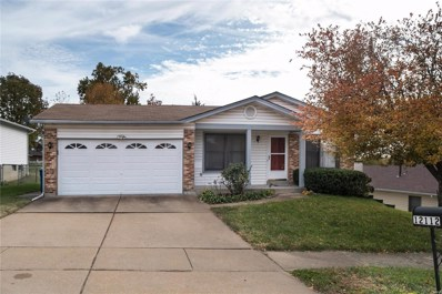 12112 Diane Marie Drive, Maryland Heights, MO 63043 - MLS#: 18071165