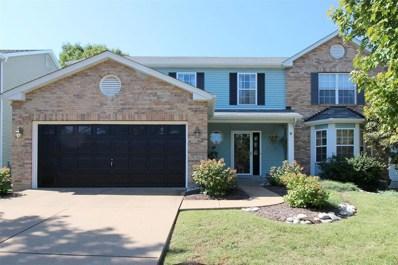 4334 Gemstone Circle, St Louis, MO 63125 - MLS#: 18071218