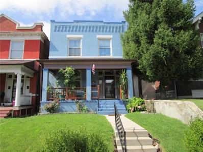5024 Lotus Avenue, St Louis, MO 63113 - MLS#: 18071225
