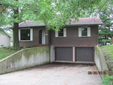 2076 Jolly Roger Drive, Edwardsville, IL 62025 - MLS#: 18071226
