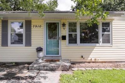 7910 Ivanhoe Street, Affton, MO 63123 - MLS#: 18071227