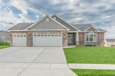 950 Mule Creek Drive, Wentzville, MO 63385 - MLS#: 18071358