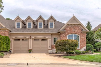 44 Old Belle Monte, Chesterfield, MO 63017 - MLS#: 18071371