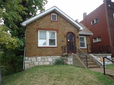 3545 Iowa Avenue, St Louis, MO 63118 - MLS#: 18071473
