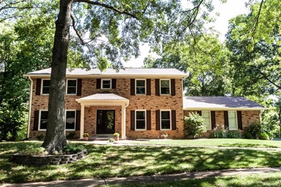 246 Penwood Court, Chesterfield, MO 63017 - MLS#: 18071499