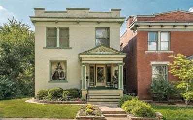 29 Benton Place, St Louis, MO 63104 - MLS#: 18071545