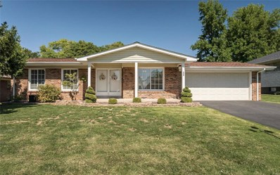 58 Cloverdale Drive, St Charles, MO 63304 - MLS#: 18071573