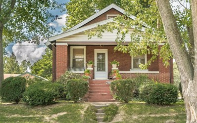 7801 Clevedon Street, St Louis, MO 63123 - MLS#: 18071686