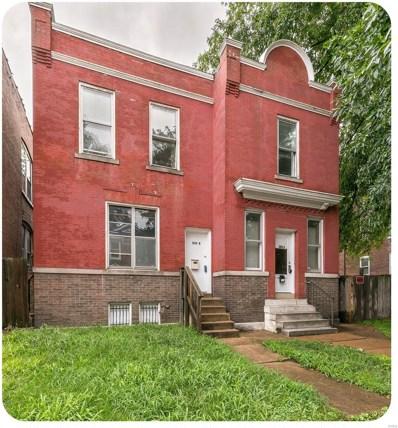 535 Eiler Street, St Louis, MO 63111 - MLS#: 18071712