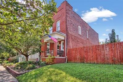 4052 Castleman Avenue, St Louis, MO 63110 - MLS#: 18071753