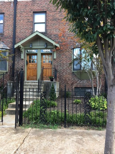4206 Maryland Avenue, St Louis, MO 63108 - MLS#: 18071760