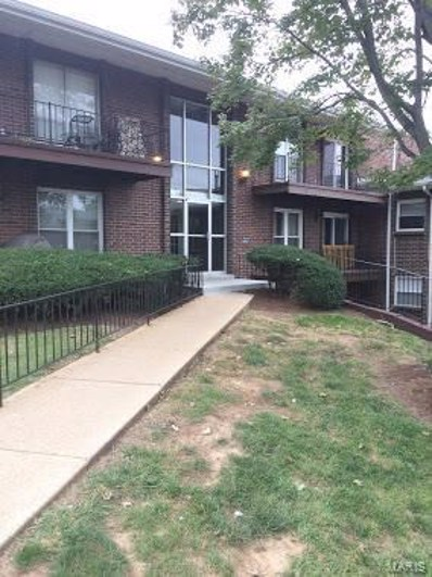 10360 Forest Brook UNIT G, St Louis, MO 63146 - MLS#: 18071774