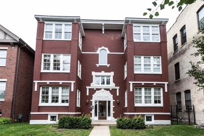 4317 Maryland Avenue UNIT 2W, St Louis, MO 63108 - MLS#: 18071801