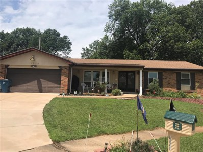 10239 Abdell Drive, St Louis, MO 63126 - MLS#: 18071871