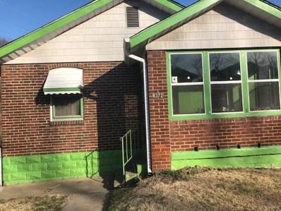 8372 Eton, St Louis, MO 63136 - MLS#: 18071939