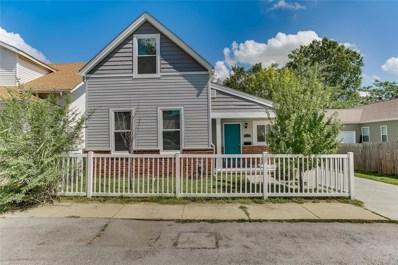 615 Lagro Avenue, St Louis, MO 63125 - MLS#: 18071941