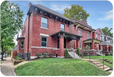 4000 Hartford, St Louis, MO 63116 - MLS#: 18071957