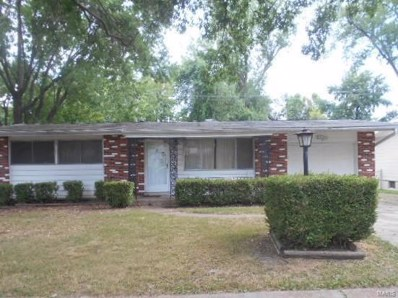 1554 Champlin Drive, St Louis, MO 63136 - MLS#: 18071958