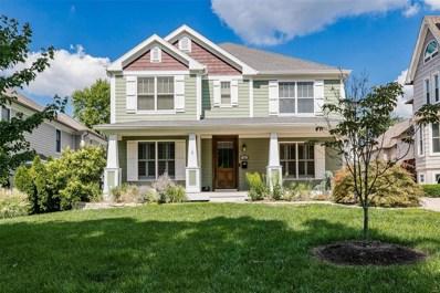 3 Garden Lane, Kirkwood, MO 63122 - MLS#: 18072065
