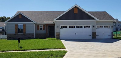 816 Mule Creek Dr., Wentzville, MO 63385 - MLS#: 18072149