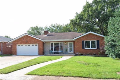 5962 Hilgard Place, St Louis, MO 63109 - MLS#: 18072177