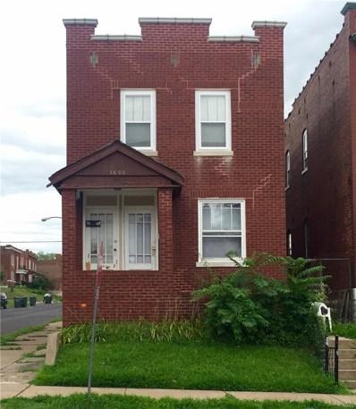 3600 Nebraska Avenue, St Louis, MO 63118 - MLS#: 18072275