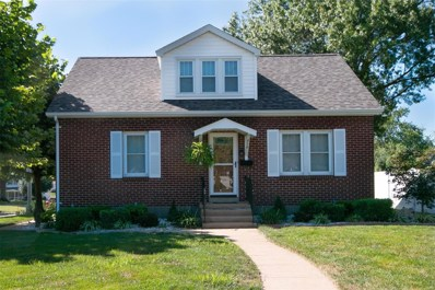 616 E South 1st, Red Bud, IL 62278 - MLS#: 18072294