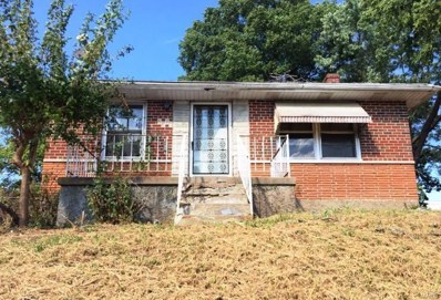 6073 Lucille Avenue, St Louis, MO 63136 - MLS#: 18072304