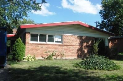 6730 Bitteroot Lane, St Louis, MO 63134 - MLS#: 18072307