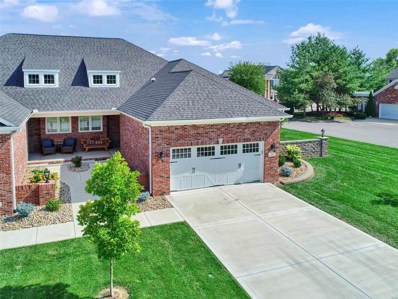 521 Country Club View Drive, Edwardsville, IL 62025 - #: 18072335