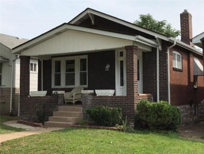 4540 Eichelberger Street, St Louis, MO 63116 - MLS#: 18072411
