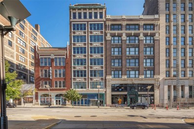 1517 Washington Avenue UNIT 301, St Louis, MO 63103 - MLS#: 18072421