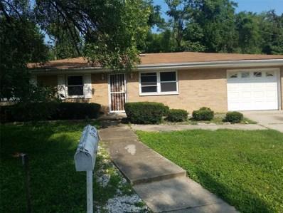 1105 La Pleins, East St Louis, IL 62203 - MLS#: 18072423
