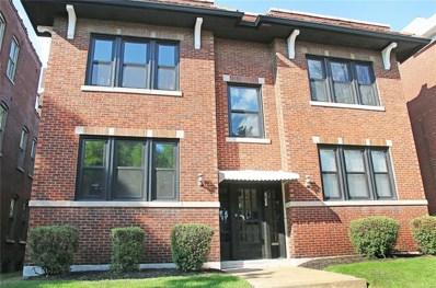 3637 Shenandoah Avenue, St Louis, MO 63110 - MLS#: 18072448