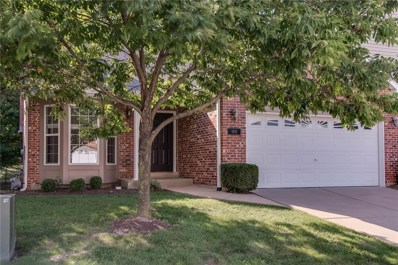 1233 Castle Gate Villas Drive, Olivette, MO 63132 - MLS#: 18072449