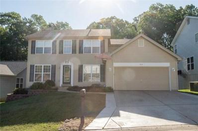 852 Shadow Pine Drive, Fenton, MO 63026 - MLS#: 18072589