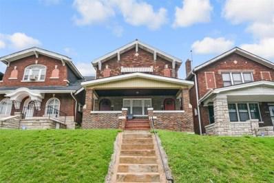 5041 N Kingshighway Boulevard, St Louis, MO 63115 - MLS#: 18072666