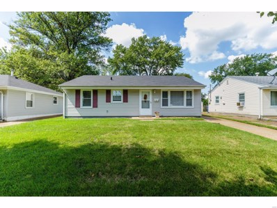 195 Du Bourg Lane, Florissant, MO 63031 - MLS#: 18072689