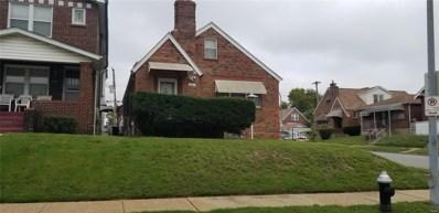 4601 Richard Place, St Louis, MO 63115 - MLS#: 18072711