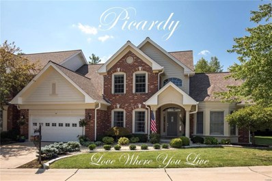 49 Picardy Hill Drive, Chesterfield, MO 63017 - MLS#: 18072824