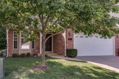 1233 Castle Gate Villas Drive, Olivette, MO 63132 - MLS#: 18072840
