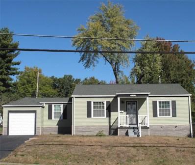 10313 Breckenridge Rd, St Ann, MO 63074 - MLS#: 18072985