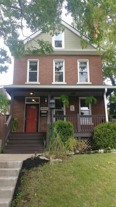 6159 W Park Avenue, St Louis, MO 63139 - MLS#: 18073091