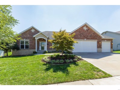 804 Kevin Drive, Wentzville, MO 63385 - MLS#: 18073095