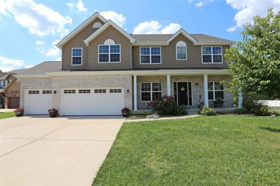 721 Tuscan Valley Court, Manchester, MO 63021 - MLS#: 18073135