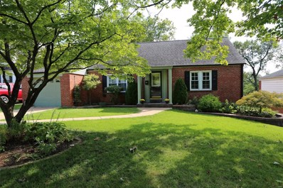 1001 Trelane Avenue, St Louis, MO 63126 - MLS#: 18073185