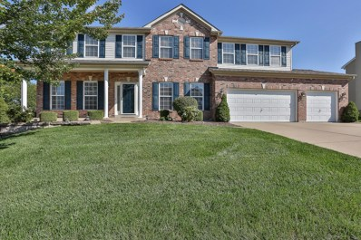 4209 Courtney Manor Drive, St Charles, MO 63304 - MLS#: 18073405