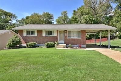 762 Ivygate Drive, St Louis, MO 63129 - MLS#: 18073428
