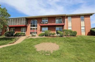 10341 Forest Brook Lane UNIT F, St Louis, MO 63146 - MLS#: 18073434