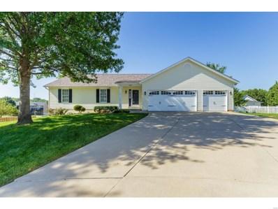 1504 Jordan Lee Court, Wentzville, MO 63385 - MLS#: 18073526